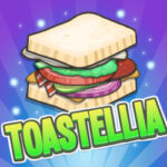 Toastellia: make sandwiches