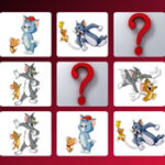 Memory with Tom and Jerry