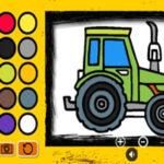 Colour Tractors Online