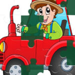 Tractor Jigsaw Puzzles