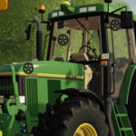 Hidden Objects in Tractor Scenes