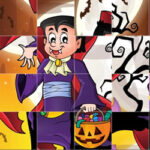 Turn Puzzle – Halloween