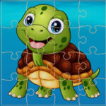 Online Turtle Jigsaw Puzzles
