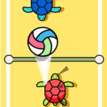 Turtle Volleyball