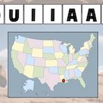 USA Geography – US States Map