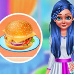 Vegan Burger Cooking Game