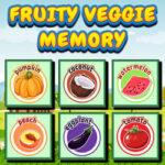 Veggie Memory Matching