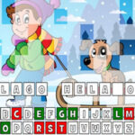 Winter Words Spanish Hangman