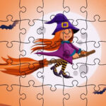 Witches Jigsaw Puzzles