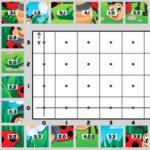 XY Coordinates Puzzle