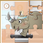 Fun Zoo Animals Jigsaw Puzzle