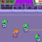 Crossy Zombie Game