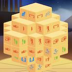 3D Egyptian Mahjong