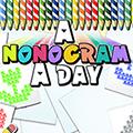 Nonogram. Japanese Puzzle