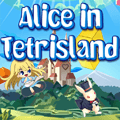 Easy Tetris with Alice in Wonderland