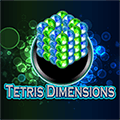 Three-dimensional Tetris Online