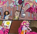Barbie Comic creator